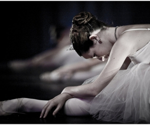 ballet, dancer, and girl image