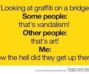 graffiti, funny, and me image