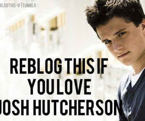 Hot, josh hutcherson, and jhutch image