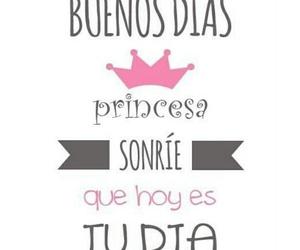 feliz, princesa, and frases español image