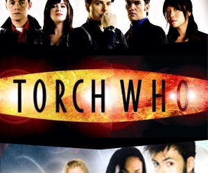 doctor who and torchwood image