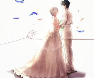 anime, forever, and married image