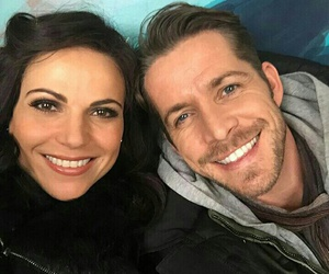 lana parrilla, ️ouat, and once upon a time image