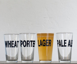 beer, wheat, and Lager image