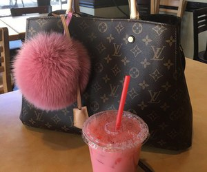 fashion, pink, and luxury image