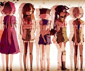 anime and gakkou gurashi image