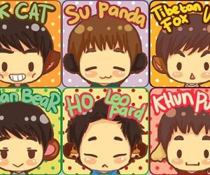 2PM, chibi, and cute image