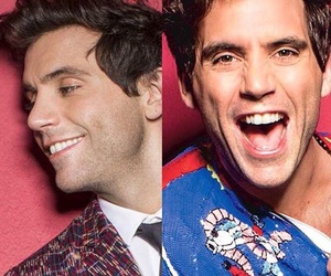 singer, crazy, and mika image