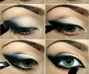 ideas, maquillaje, and makeup image