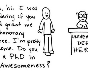 awesome, cartoon, and degree image