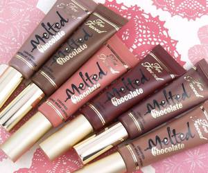 beauty, girly, and too faced image