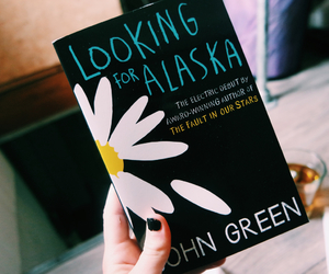 book, daisy, and john green image