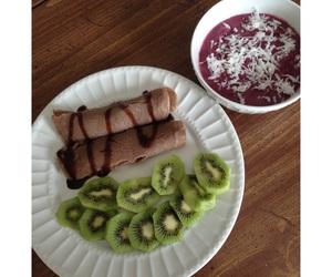 bowl, crepe, and food image