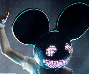 deadmau5, dj, and party image