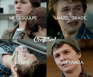 hazel, gus, and acede image