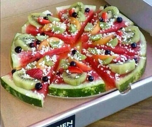 pizza, fruit, and food image