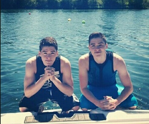 Hot, harries, and boy image