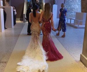 dress, kim kardashian, and Jennifer Lopez image