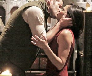 outlawqueen, robin hood, and ️ouat image