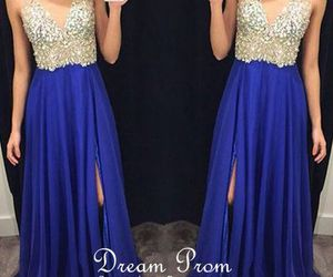 party dress, fashion dress, and prom dress 2016 image