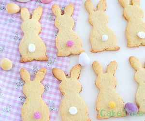 bunny, decor, and happy easter image