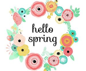 spring, flowers, and cute image