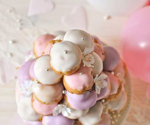 pastel and sweet image