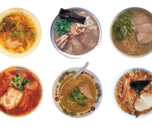 noodles and ramen image