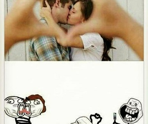 funny, photo, and love image