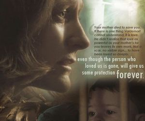 harry potter, lily potter, and love image
