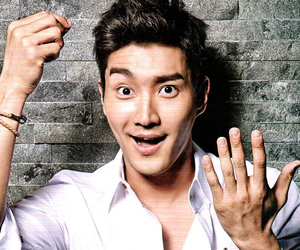 handsome, super junior, and siwon choi image