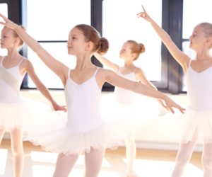 dance, pretty, and dancers image