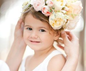 adorable, beautiful, and flowers image