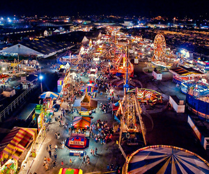 light, carnival, and photography image