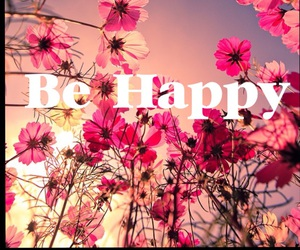 sayings, short sayings, and be happy image