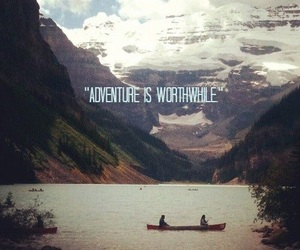 adventure, mountains, and nature image