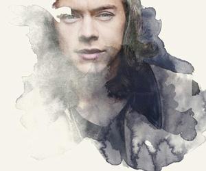 splash, wallpaper, and Harry Styles image