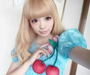 asian, fashion, and kpp image