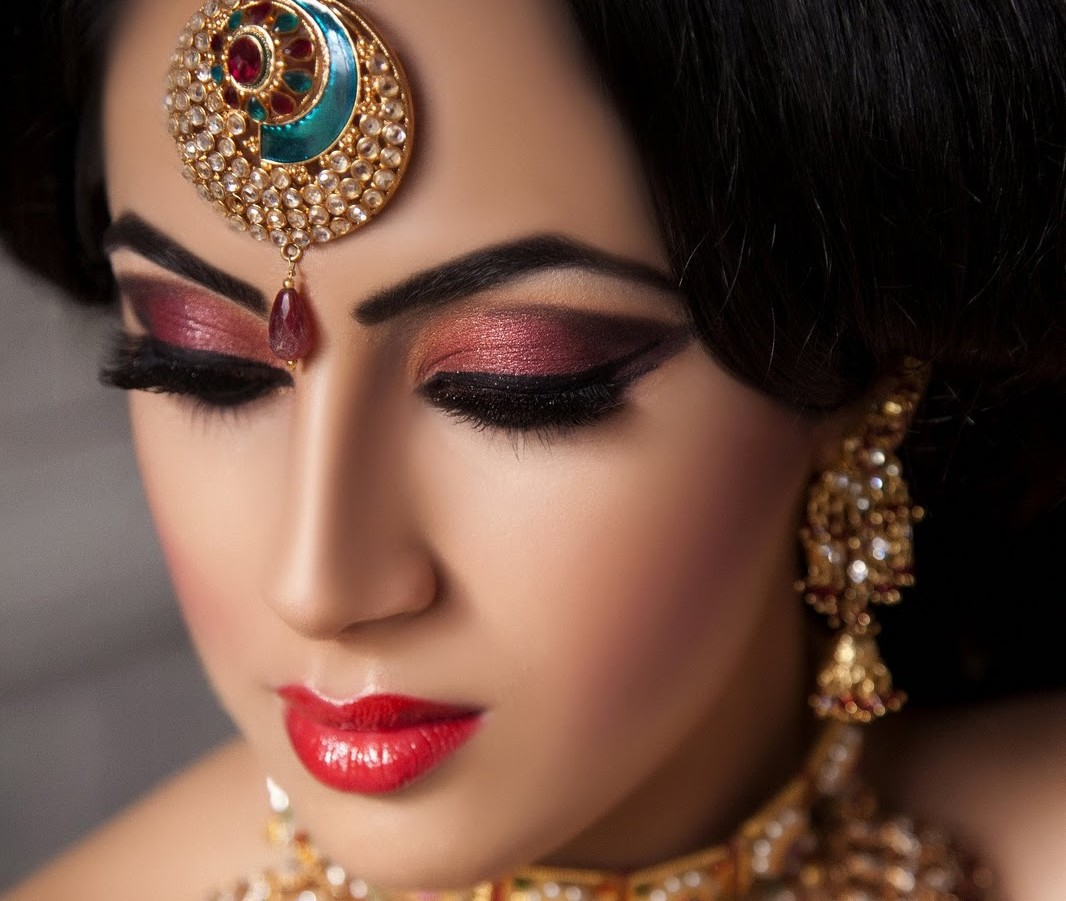 indian bridal makeup tips is all about face makeup, eye