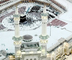 islam, mecca, and muslim image