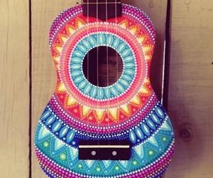 guitar and art image