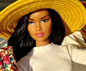 amazing, barbie, and beach image