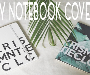 diy, tumblr, and diy notebook image