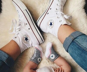baby, all star, and converse image