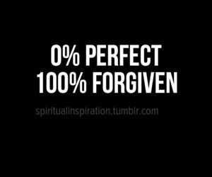 forgive, god, and perfect image
