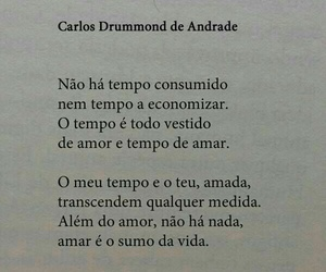 drummond, poesia, and lindo image