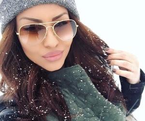 fashion and snow image