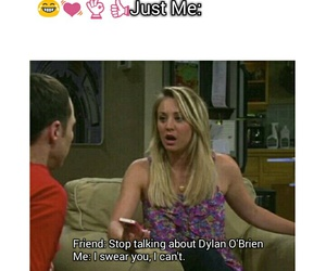 friend, funny, and dylan o'brien image