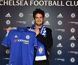 Chelsea, Guus Hiddink, and alexandre pato image