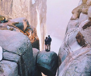 love, nature, and travel image